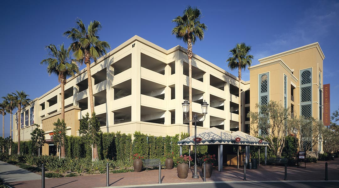 Irvine Spectrum Center North Parking Structure, Irvine, CA