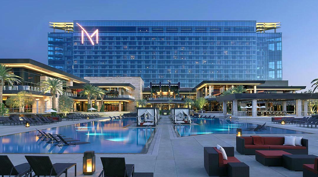 M Resort - Poolside, Las Vegas, NV